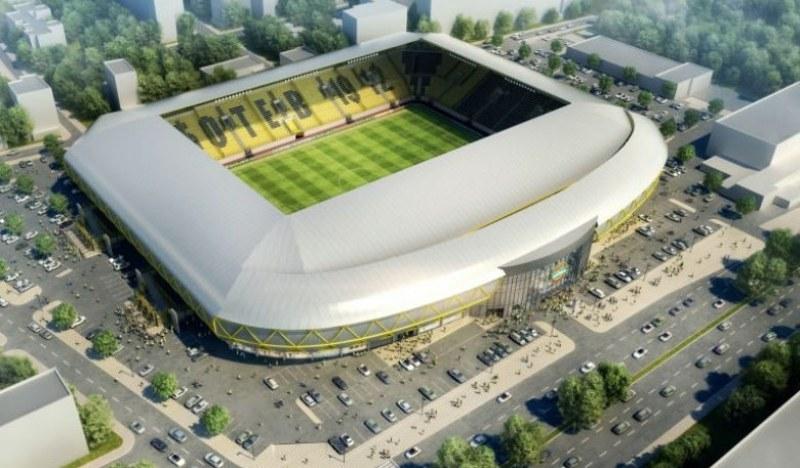Самуилов: Липсата на стадион е голямата язва, започваме го до 1 септември