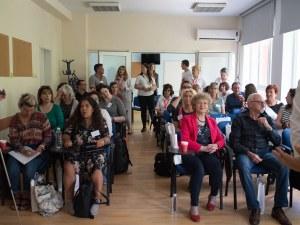 Доброволци от цяла Европа гостуваха в дома на Червения кръст в Пловдив