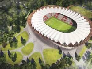Представиха още един проект за стадиона на ЦСКА