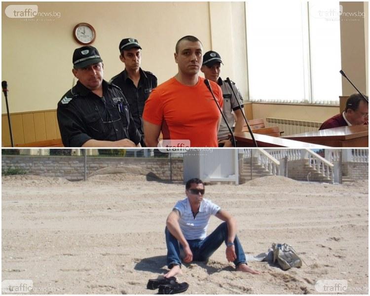 17 бона, BMW X5 и 14 разговора между Дечкин и Балабанов за убийството на майка му Виолета