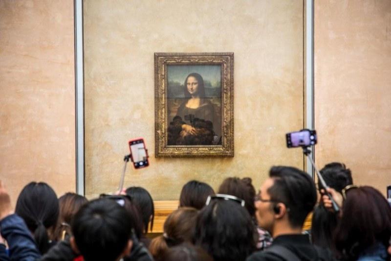 Лувърът продължава да чупи рекорди! Отново е най-посещаваният музей в света