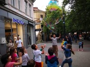 Богата празнична програма за 1 юни в Пловдив! Вижте къде да заведете малчуганите