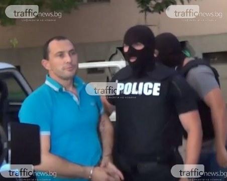 Още четирима са арестувани заедно с Ральо Ралев за корупция в Пловдив