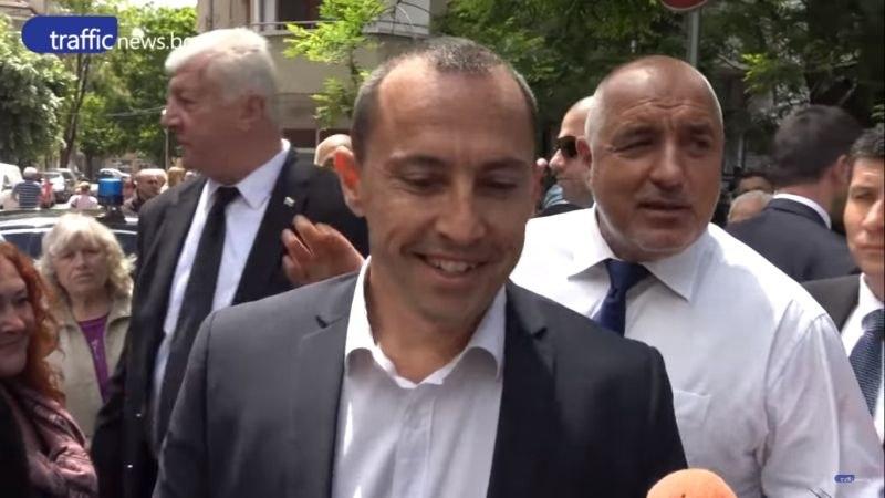 Бойко Борисов: Видяхте какво се случи с онзи от Пловдив