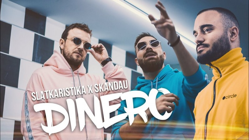 Скандау пуснаха нова песен с македонския рапър Слаткаристика