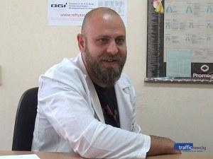 Младите лекари на Пловдив: С ново изследване д-р Иванов и колегите му ще откриват рано рецидив при рак
