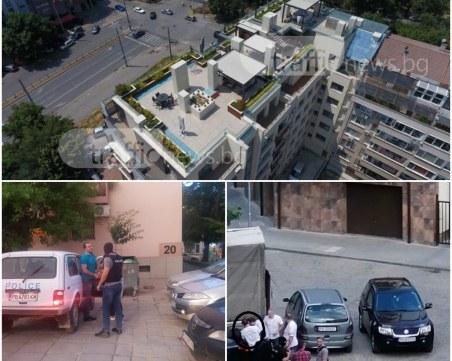 Апартаментът, обитаван от Ралев, се оказа мезонет с площ близо декар