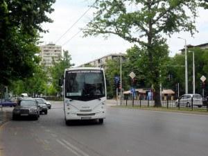 Авария променя маршрута на 5 автобуса