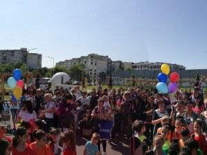 """Кметът Костадин Димитров откри тържествата за Деня на детето в """"Тракия"""""""