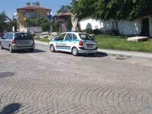 Първи опит за въвеждане на ред около туристическия паркинг в Пловдив, автобуси се лутат из града
