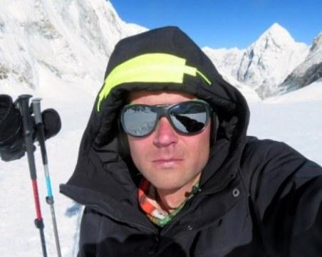 9 юни, 12 часа, Русе: Последно сбогом с алпиниста Иван Томов