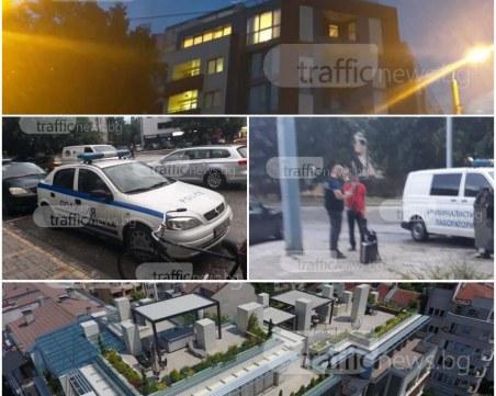 КПКОНПИ обискира мезонета, обитаван от Ральо Ралев, след разследването на TrafficNews