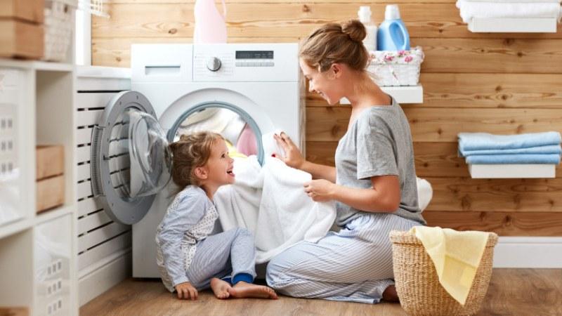 Хитри трикове за по-свежо пране