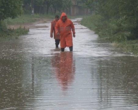 Разчистват щетите след пороя във Велико Търново! Частично бедствено положение в Горна Оряховица