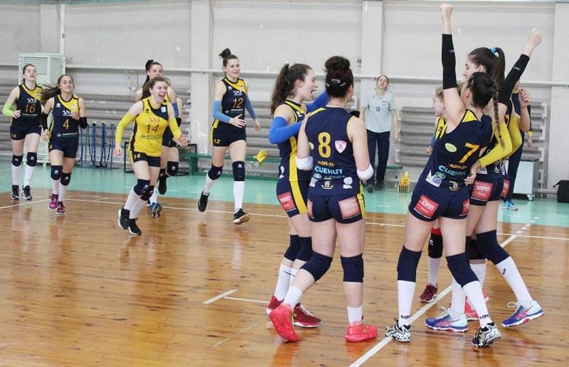 Девойките на Марица разбраха съперниците си за финалите