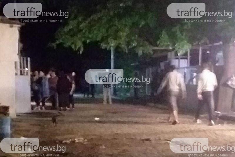 Зверско меле между роми в Пловдив! Над 300 души са се събрали в Столипиново