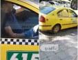 Нагонът по-силен от всичко: Таксиджия се самозадоволява в центъра на Пловдив