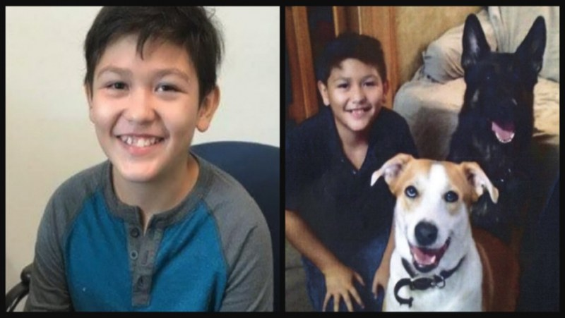12-годишно американче – оковано, бито, уморено от глад от собствения си баща