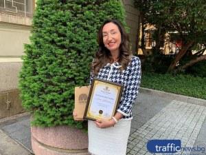 Най-добрият човек Елена Кристиано: Да правим добро и да забравяме!