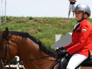 Той е на 12 и вече е отличник в конния спорт! Георги от Пловдив печели медал след медал