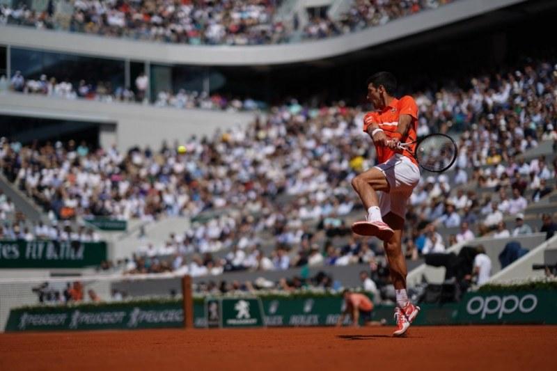 Джокович – Тийм е вторият полуфинал на Ролан Гарос