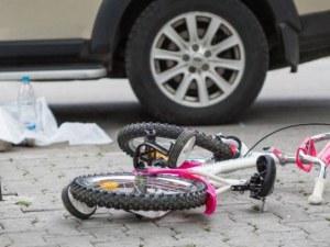 Кола отнесе 4-годишно в Димитровград, шофьорът даже не спря!