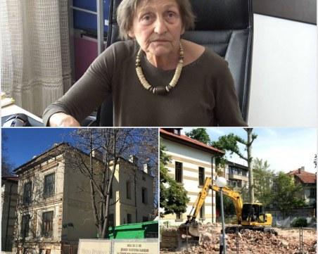 С къщата на арх. Йосиф Шнитер си отиде и частица от автентичен Пловдив