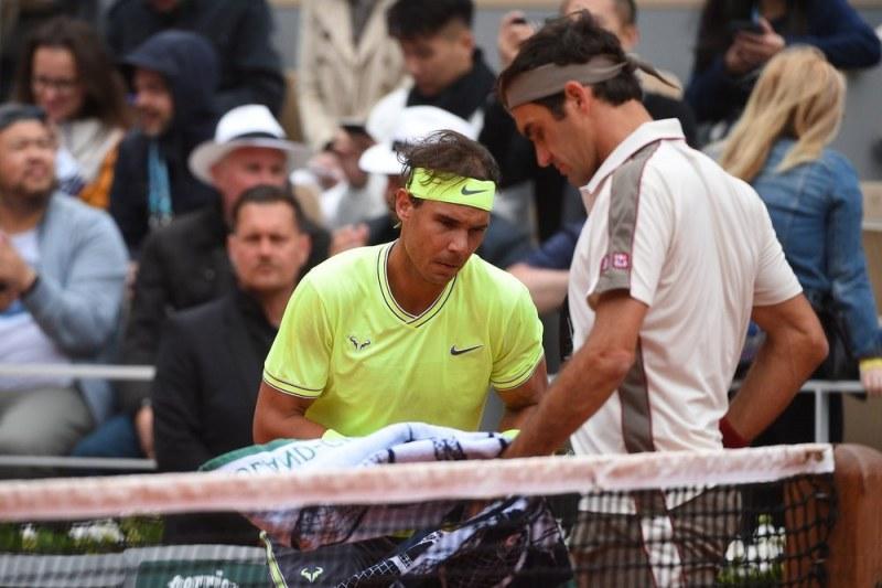 Надал се разправи с Федерер в класиката на Ролан Гарос