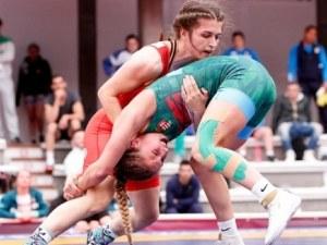 Българка с медал от европейското по борба