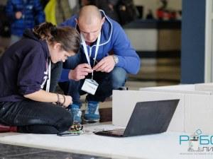 Студенти от ТУ Пловдив спечелиха 4 медала благодарение на роботи