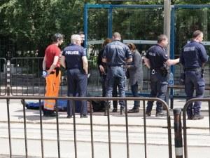 Възрастен мъж почина на спирката пред Румънското посолство в София