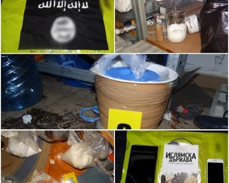 В арсенала на кандидат-терориста - амониева селитра, пирони и солна киселина