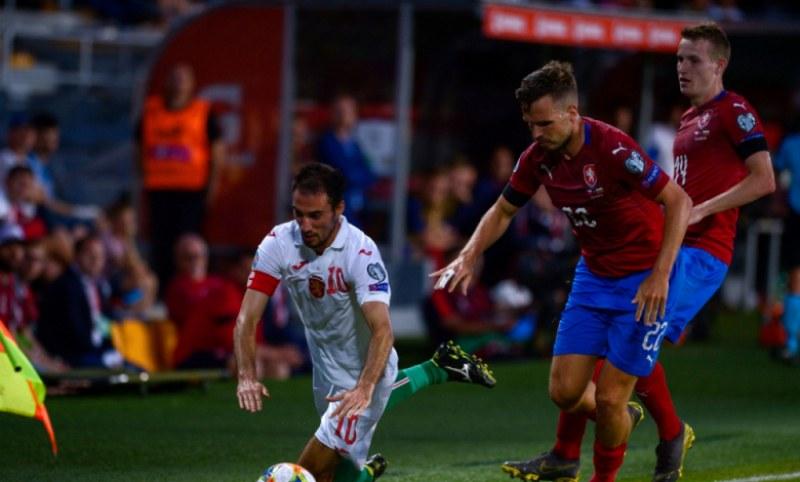 Мачът с Чехия за кой ли път показа – няма материал