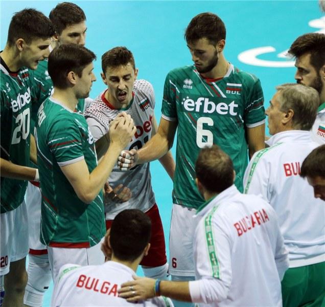Националният отбор по волейбол отстъпи на световния шампион Полша