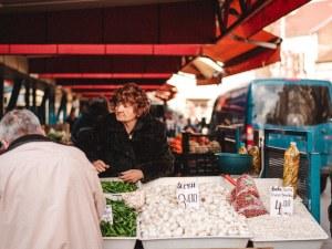 Продавачи от Женския пазар в София – герои в изложба на студенти от Нов български университет