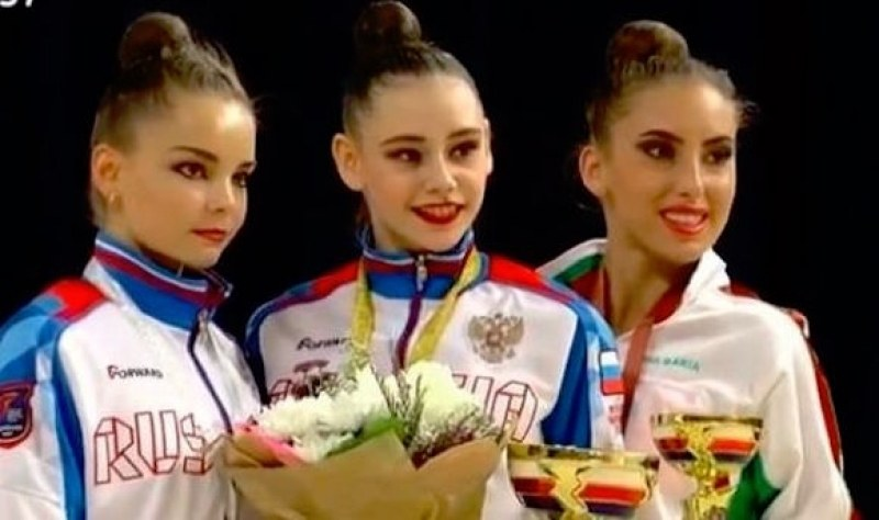 Катрин Тасева с бронзов медал в многобоя в Бърно