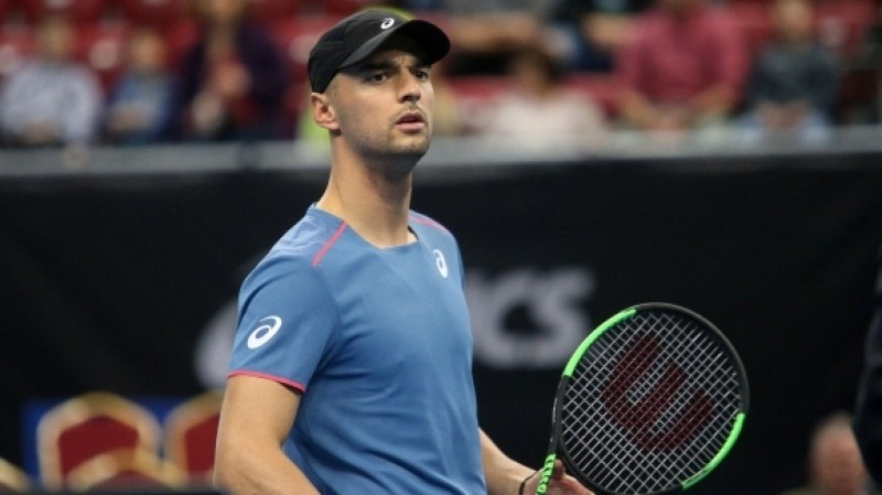 Швед спечели тенис турнира в Пловдив
