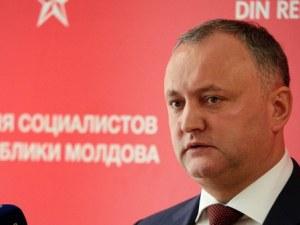 Конституционният съд отстрани президента на Молдова