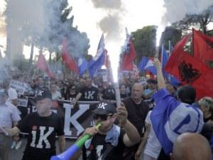Заради протестите: Президентът на Албания отмени датата на изборите