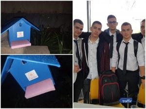 Пловдивски ученици борят