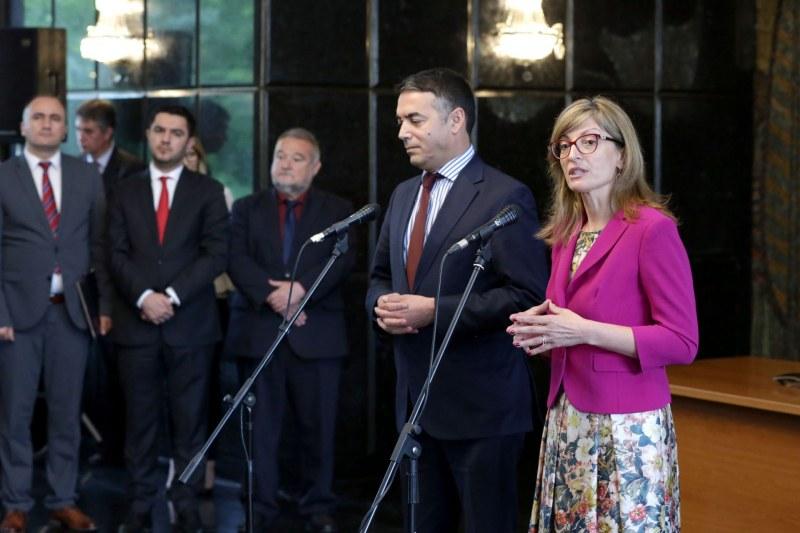 Захариева отряза Скопие за Гоце Делчев, чакаме съседите да се вразумят до септември