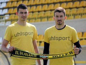 Ботев представи двамата си нови вратари