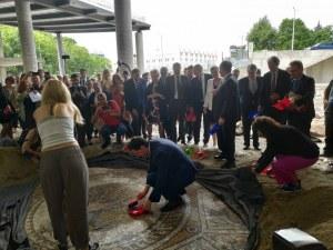 Посланици от цял свят отправиха послания към бъдещето в Пловдив