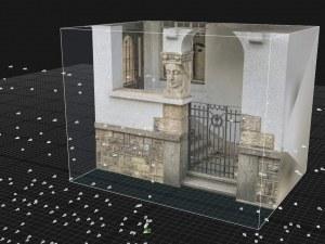Забравени, разрушени... Старите сгради оживяват чрез 3D модели