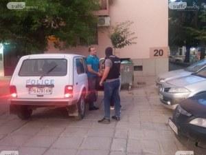 Ралев с агитка и подписка в съда, стопил 6 килограма в ареста