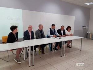 Руската гимназия в Пловдив – първото Google училище в България