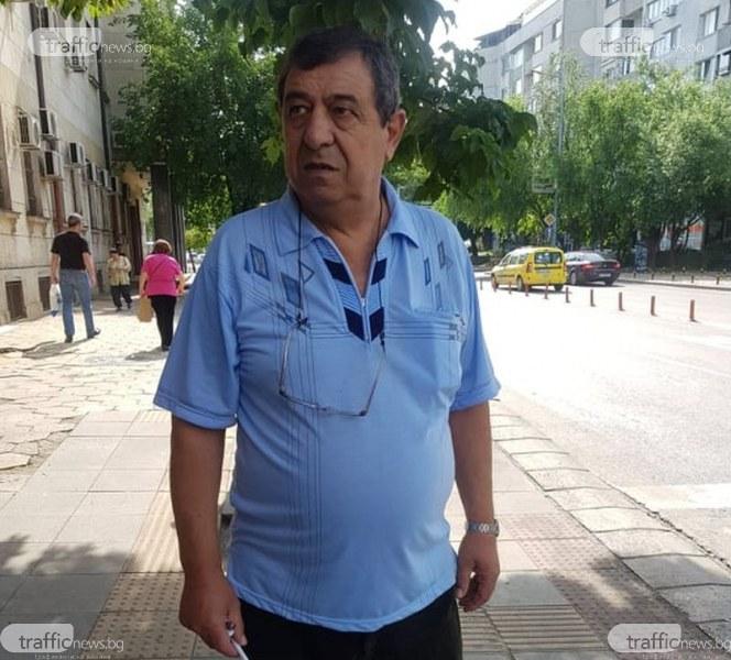 Мъжът, пратил кондуктор  от Пловдив в кома, прехвърля вината върху него
