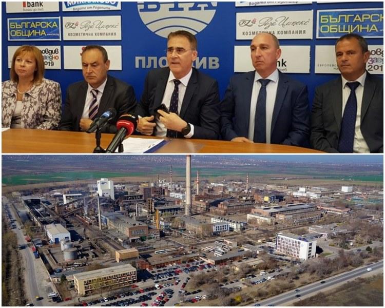 Рокади в борда на КЦМ: Индустриалецът Никола Добрев се оттегли от шефското място