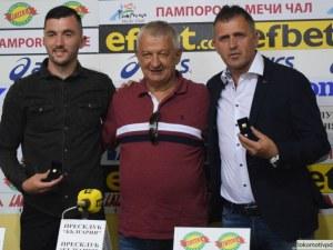 Акрапович и Ожболт са номер 1 за месец май