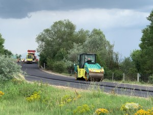 Ограничават движението поетапно в района на пътен възел Цалапица на АМ Тракия